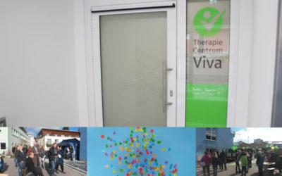 Rückblick Eröffnung TherapieCentrum Viva