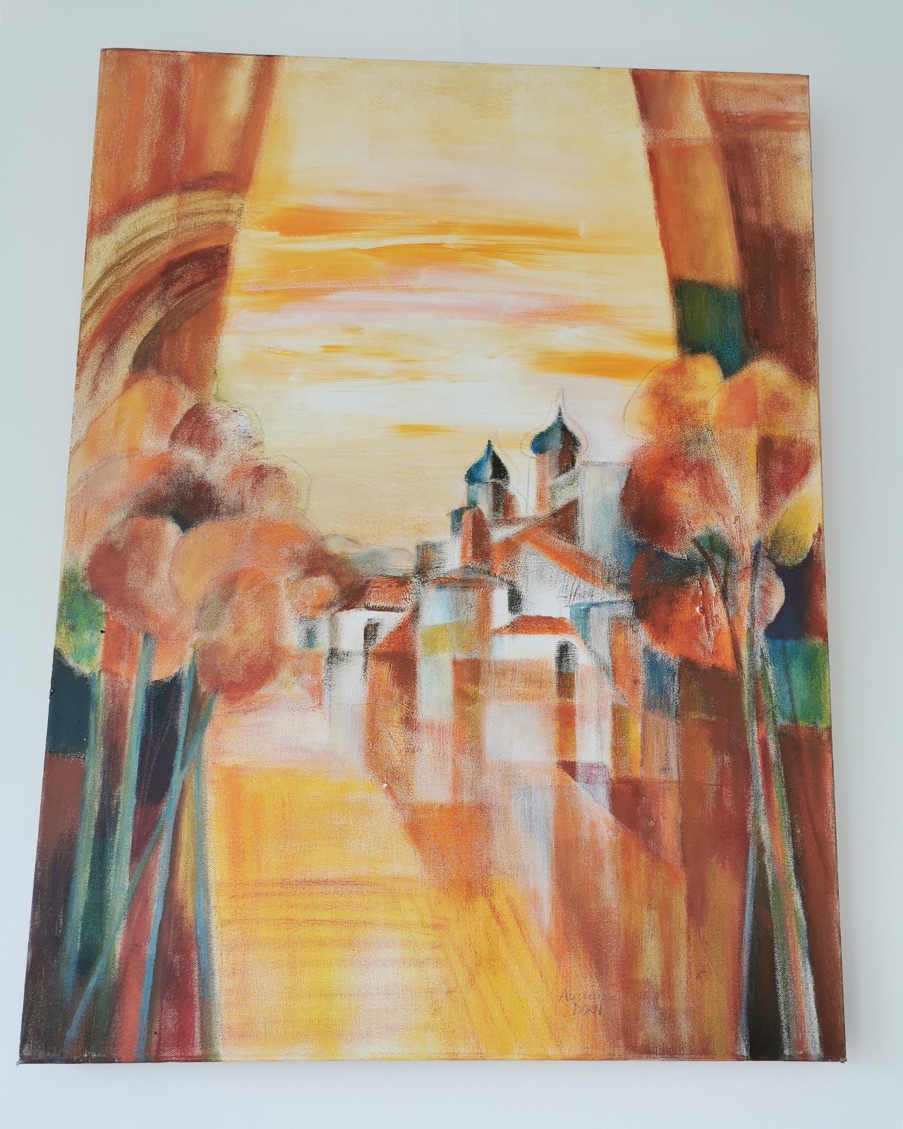 Gemälde von Anneliese Dorn